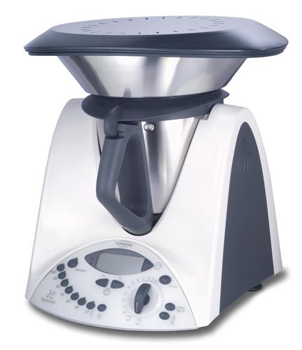 Le ricette con il bimby - Thermomix o robot de cocina ...
